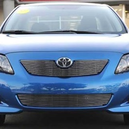 Toyota Corolla Grille Chrome - Model 2009-2010-SehgalMotors.Pk