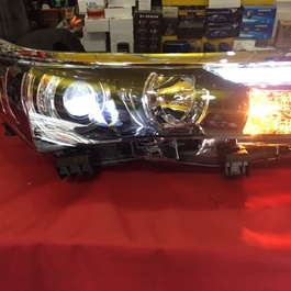 Toyota Corolla LED Projection Headlights ES Style - Model 2014-2017