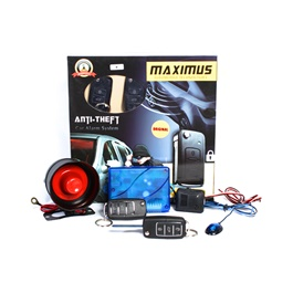 Toyota Corolla Maximus Car Alarm System Water Proof Jack Knife