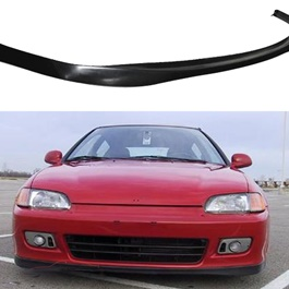 Honda Civic Front Bumper Lip - Model 1999 - 2000 EK-SehgalMotors.Pk