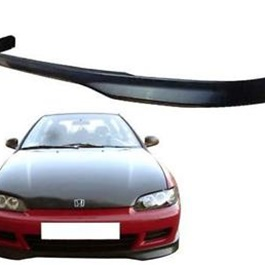 Honda Civic Front Bumper Lip in ABS Plastic - Model 1997 - 1998-SehgalMotors.Pk
