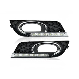 Civic Fog Lamps Drl Covers - Model  2011-2015-SehgalMotors.Pk