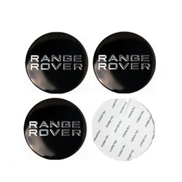 Range Rover Wheel Cap Logo - 4 pieces-SehgalMotors.Pk