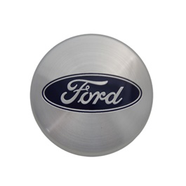 Ford Wheel Cap Logo - 4 pieces | Wheel Center Cap | Wheel Logo | Wheel Center Hub Caps | Wheel Dust Proof Covers Badge logo-SehgalMotors.Pk