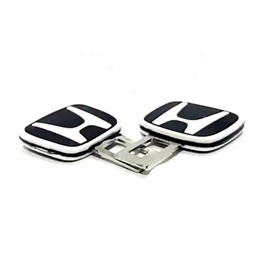 Honda Seat Belt Clips Black and White-SehgalMotors.Pk