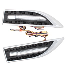 Side Fender Indicator Mercedes Style-SehgalMotors.Pk
