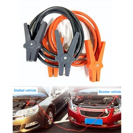 Heavy Duty Booster Jump Start cables-SehgalMotors.Pk