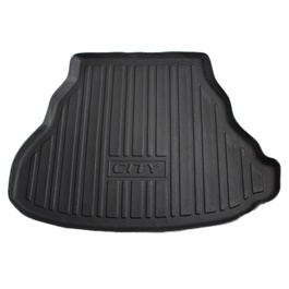 5D Trunk Mat Honda City 2009-2016 | Trunk Boot Liner | Cargo Mat Floor Tray | Trunk Protection Mat | Trunk Tray Cover Pad-SehgalMotors.Pk