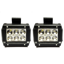 6 SMD Cree Light Universal-SehgalMotors.Pk