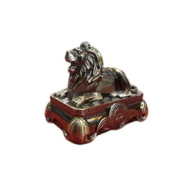 Lion Sculpture Car Perfume Fragrance-SehgalMotors.Pk