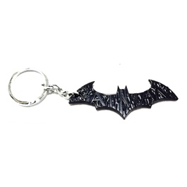 Batman Key Chain / Key Ring Black -SehgalMotors.Pk