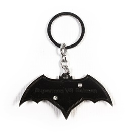 Bat Man vs Super Man Key Chain / Key Ring-SehgalMotors.Pk