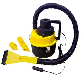 Wet Dry Vacuum Cleaner For Car | Portable Handheld Cleaner | Cleaner For Interior Cleaning | Dust Remover | Car Cleaner Gadget-SehgalMotors.Pk