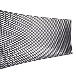 Plastic Mesh Grille - 1 Piece |  ABS Plastic Vent Car Tuning Racing Grill Mesh | Car Bumper Grille Net-SehgalMotors.Pk