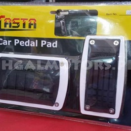 Car Pedal Covers (Auto Transmission)-SehgalMotors.Pk