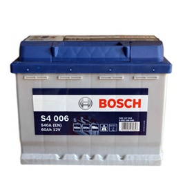 Bosch S4 60 AH E battery with EFB technology | Car Battery | Original Battery | Best Battery | Long Life Battery-SehgalMotors.Pk