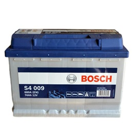 Bosch S5 74 AH E battery with EFB technology | Car Battery | Original Battery | Best Battery | Long Life Battery -SehgalMotors.Pk