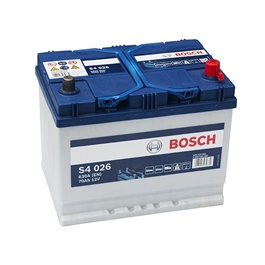 Bosch S4 70 AH E battery with EFB technology | Car Battery | Original Battery | Best Battery | Long Life Battery -SehgalMotors.Pk