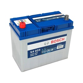 Bosch S4 45 AH E battery with EFB technology-SehgalMotors.Pk