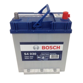 Bosch S4 40 AH E Battery with EFB technology | Car Battery | Original Battery | Best Battery | Long Life Battery-SehgalMotors.Pk