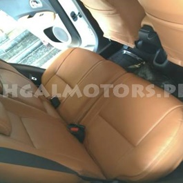 Honda Vezel Japanese Synthetic Rexine Seat Covers-SehgalMotors.Pk