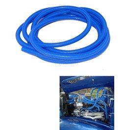 Engine Dressing Kits Blue | Polypropylene Conduit | Engine Bay Dressing | Engine Dress Up Kits -SehgalMotors.Pk