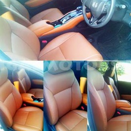 Honda Vezel Japanese Leather Type Rexine Seat Covers-SehgalMotors.Pk