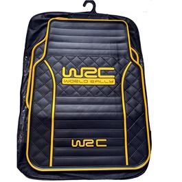 W2C World Rally Floor Mat - Mix Color-SehgalMotors.Pk