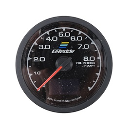Greddy RPM Tachometer Gauge For Car | Electrical Car Engine Speed Pointer Tachometer Tacho Gauge Meter Tester-SehgalMotors.Pk