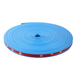 Rim Pvc Line Defining Rubber Strip - Blue-SehgalMotors.Pk
