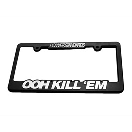 Lower Standards License Plate Frame-SehgalMotors.Pk
