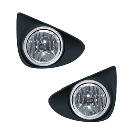 Toyota Vitz Fog Lamps / Fog Lights - Model 2011-2014 - TY496-SehgalMotors.Pk