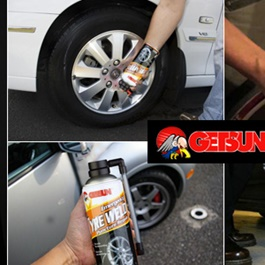 Getsun Quick Flat Fix Puncture Repair-SehgalMotors.Pk