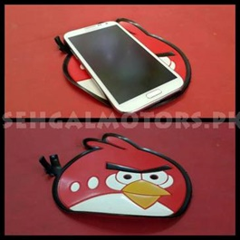 Angry Bird Nonslip Dashboard Mat