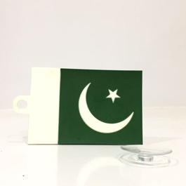 Pakistan Flag PVC Hanging For Screen