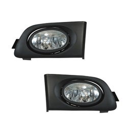 Honda Civic DLAA Fog Lamps / Fog Lights - Model 2001-2004 - HD050-SehgalMotors.Pk