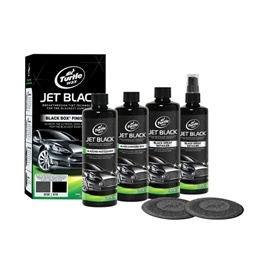 Turtle Wax Jet Black Box Finish Kit-SehgalMotors.Pk