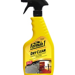 Formula 1 Dry Clean Carpet & Upholstery Cleaner-SehgalMotors.Pk