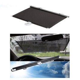 Front Screen Pvc Shade-SehgalMotors.Pk