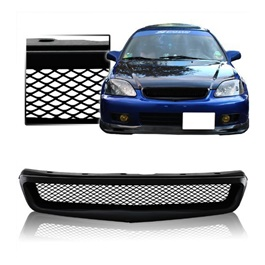 Honda Civic Mesh Grille - Model 1999-2000-SehgalMotors.Pk