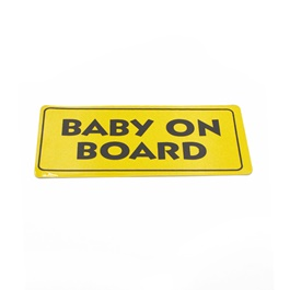 Baby On Board Sticker-SehgalMotors.Pk