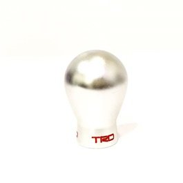 Silver MOMO Round Gear Shift Knob For Auto -SehgalMotors.Pk