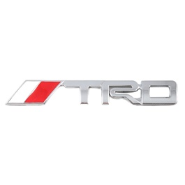 TRD Metal Monogram