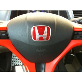 Honda City Mugen Steering Logo | Emblem | Decal | Monogram | Logo