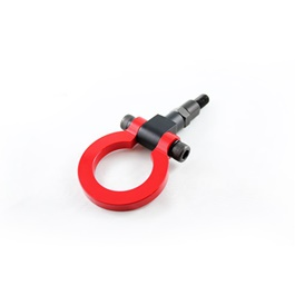 Password JDM Front Tow Hook - Red-SehgalMotors.Pk