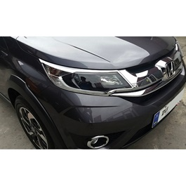 Honda BRV Front Head Light Chrome – Model 2017-2018