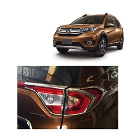 Honda BRV Back Light Chrome – Model 2017-2018