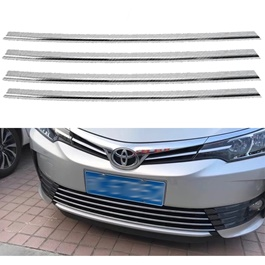 Toyota Corolla Face Lift Lower Grille Chrome – Model 2017-2018
