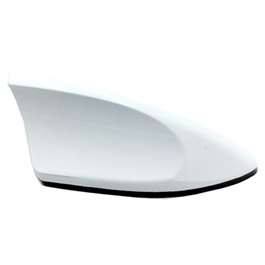 Honda City Ducktail Fin Antenna Glossy White – Model 2006-2008