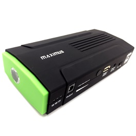 Maximus Jump Starter Power Bank -SehgalMotors.Pk